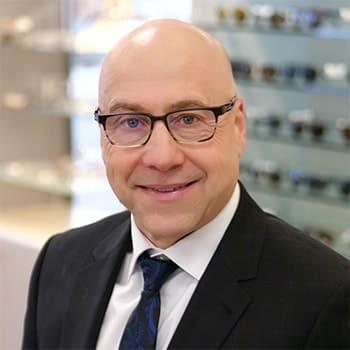 Dr. Morris Hazan